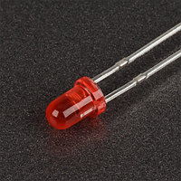 Светодиод ARL-3014URD-B (arlight, 3мм (круглый))