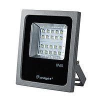 Светодиодный прожектор AR-FLG-FLAT-ARCHITECT-20W-220V White 50x70 deg (arlight, Закрытый)
