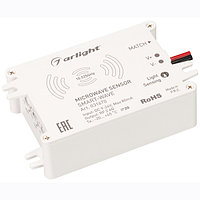 Выключатель SMART-WAVE (9-24V, 2.4G) (arlight, IP20 Пластик, 5 лет)