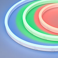 Гибкий неон ARL-MOONLIGHT-1712-SIDE 24V RGB-Warm (arlight, 14.4 Вт/м, IP67)