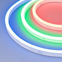 Гибкий неон ARL-MOONLIGHT-1712-SIDE 24V RGB (arlight, 12 Вт/м, IP67)