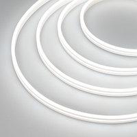 Гибкий неон ARL-MOONLIGHT-1004-SIDE 24V White (arlight, 6.8 Вт/м, IP65)