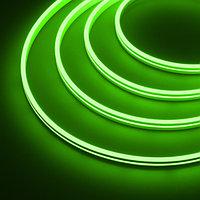 Гибкий неон ARL-MOONLIGHT-1004-SIDE 24V Green (arlight, 6.8 Вт/м, IP65)