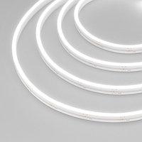 Герметичная лента MOONLIGHT-5000S-SIDE-2835-120-24V White (6х12mm, 10W, IP67) (arlight, -)