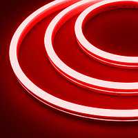 Гибкий неон ARL-MOONLIGHT-1712-SIDE 24V Red (arlight, 8 Вт/м, IP67)