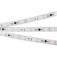 Светодиодная лента SPI-5000PGS-5060-30 12V Cx3 RGB (12mm, 7.2W/m, IP67) (arlight, Закрытый, IP67)