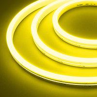 Гибкий неон ARL-MOONLIGHT-1712-SIDE 24V Yellow (arlight, 8 Вт/м, IP67)