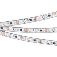 Светодиодная лента SPI-5000PGS-RAM-5060-60 12V Cx3 RGB-Auto (12mm, 12W/m, IP67) (arlight, Закрытый, IP67)