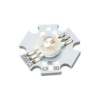 Мощный светодиод ARPL-Star-3W-EPA-RGB (350mA, W/W) (arlight, Emitter)