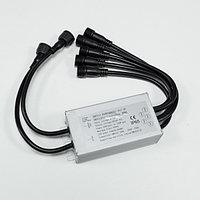 Коннектор питания ARD-PRO-DMX RGBW (24V, 5x190pix) (Ardecoled, Закрытый)