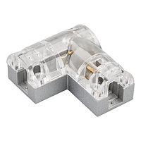 Соединитель угловой ARL-CLEAR-Mini-90 (16x8mm) (arlight, Металл)