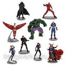 Игровой набор фигурок героев «Мстители» Marvel