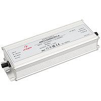 Блок питания ARPV-LG48200-PFC-A (48V, 4.2A, 200W) (Arlight, IP67 Металл, 5 лет)