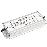 Блок питания ARPV-UH24150-PFC-55C (24V, 6.3A, 150W) (Arlight, IP67 Металл, 5 лет)