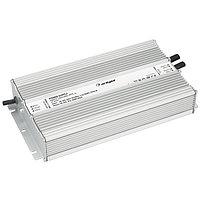 Блок питания ARPV-LG24600-PFC-L (24V, 25.0A, 600W) (Arlight, IP67 Металл, 5 лет)