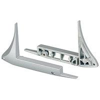 Заглушка левая PVC-STAIR-DK-L (arlight, Металл)