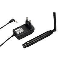 Усилитель SMART-DMX-Receiver Black (5V, XLR3 Male, 2.4G) (arlight, IP20 Металл, 5 лет)
