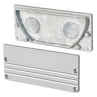 Заглушка для ALU-POWER-W80N глухая (arlight, Металл)