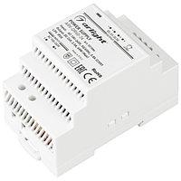 Блок питания ARV-DR60-24 (24V, 2.5A, 60W) (Arlight, IP20 DIN-рейка)