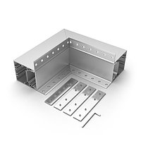 Угол SL-LINIA55-FANTOM-EDGE внутренний (arlight, Металл)