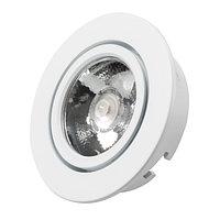 Светодиодный светильник LTM-R65WH 5W Day White 10deg (arlight, IP44 Металл, 3 года)