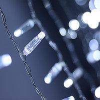 Светодиодная гирлянда ARD-CURTAIN-CLASSIC-2000x9000-CLEAR-2200LED White (230V, 120W) (Ardecoled, IP65)