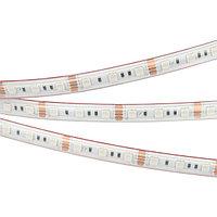 Светодиодная лента RTW 2-5000PS 12V RGB 2x (5060, 300 LED, LUX) (arlight, 14.4 Вт/м, IP67)