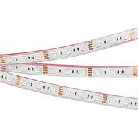 Светодиодная лента RTW 2-5000PGS 12V RGB 2x (5060, 300 LED, LUX) (arlight, 14.4 Вт/м, IP67)
