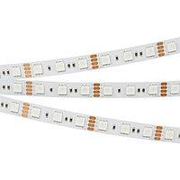 Светодиодная лента RT 2-5000 12V RGB 2x (5060, 360 LED, LUX) (arlight, 15 Вт/м, IP20)