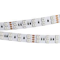 Светодиодная лента RT 2-5000 36V RGB 2X2 (5060, 600 LED, LUX) (arlight, 26 Вт/м, IP20)