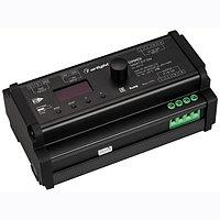Диммер SMART-D17-DIM (230V, 6A, TRIAC, DIN, 2.4G) (arlight, IP20 Пластик, 5 лет)