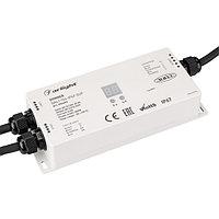 INTELLIGENT ARLIGHT Диммер DALI-104-IP67-SUF (12-36V, 4x5A) (INTELLIGENT ARLIGHT, IP67 Пластик, 3 года)