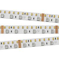 Светодиодная лента RT 2-5000 24V RGB-MIX 2x2 (5CH, 180 LED/m, LUX) (arlight, 28.8 Вт/м, IP20)