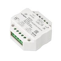 Контроллер-выключатель SMART-TUYA-SWITCH-PUSH-IN (230V, 1.5A, WiFi, 2.4G) (arlight, IP20 Пластик, 5 лет)