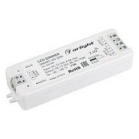 Диммер SMART-D3-DIM (12-24V, 8A, 2.4G) (arlight, IP20 Пластик, 5 лет)