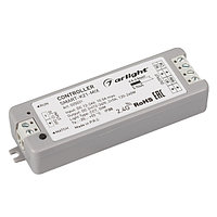 Контроллер SMART-K21-MIX (12-24V, 2x5A, 2.4G) (arlight, IP20 Пластик, 5 лет)