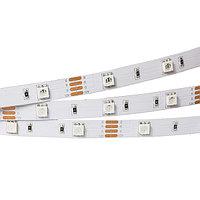 Светодиодная лента RT2-5050-30-12V RGB (150 LED) (NormaLED, 7.2 Вт/м, IP20)
