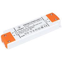 Блок питания ARV-SN24036-PFC-TRIAC-B (24V, 1.5A, 36W) (Arlight, IP20 Пластик, 3 года)