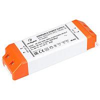Блок питания ARV-SN24075-PFC-TRIAC-B (24V, 3.1A, 75W) (Arlight, IP20 Пластик, 3 года)