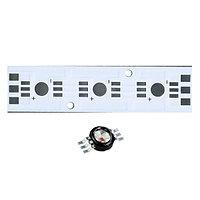 Плата 80x20-3Е-RGB Emitter (3x LED, 724-161) (Turlens, -)