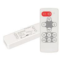 Контроллер ARL-MINI-MIX White (5-24V, 2x5A, RF ПДУ 12кн) (arlight, IP20 Пластик, 1 год)