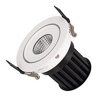 Светодиодный светильник LTD-95WH 9W Day White 45deg (arlight, IP40 Металл, 3 года)