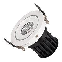 Светодиодный светильник LTD-95WH 9W Warm White 45deg (arlight, IP40 Металл, 3 года)