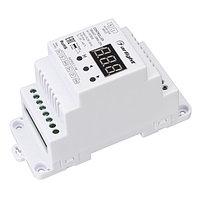 Контроллер SMART-DMX-DIN (230V, 2.4G) (arlight, IP20 Пластик, 5 лет)