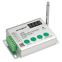 Контроллер CS-Slave-RF14B-2 (5-24V, ПДУ 14кн) (arlight, IP20 Металл, 1 год)