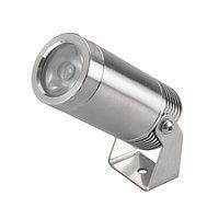 Светильник KT-WATER-R44-8W RGBW (SL, 24 deg, 12V) (arlight, IP68 Металл, 3 года)