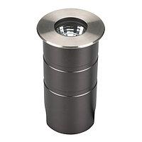 Светильник LTD-GROUND-R65-6W Warm3000 (SL, 24 deg, 230V) (arlight, IP67 Металл, 3 года)