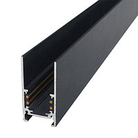 Трек MAG-ORIENT-TRACK-2652-2000 (BK) (Arlight, IP20 Металл, 3 года)