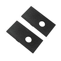Заглушка MAG-ORIENT-CAP-POWER-2652 (BK) (Arlight, IP20 Пластик, 3 года)
