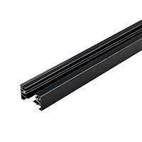 Трек LGD-2TR-TRACK-2000-BK (C) (arlight, IP20 Металл, 3 года)